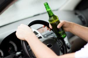 Выпить за рулем