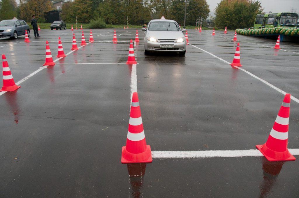Обучение вождению авто