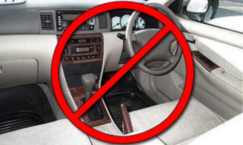 Могут ли запретить правый руль в России