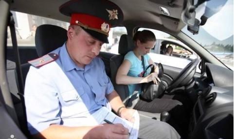 Сдача вождения по городу в ГИБДД
