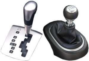 автоматическая и механическая коробки передач