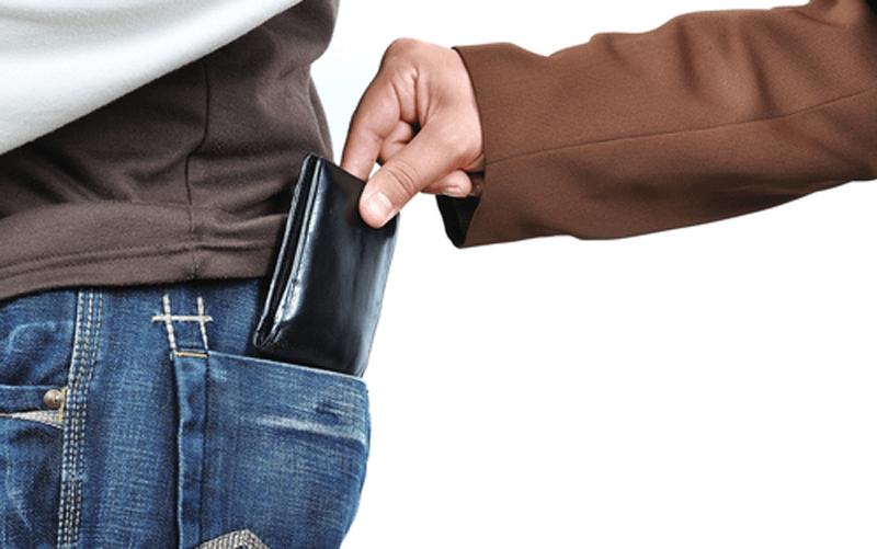 кража бумажника