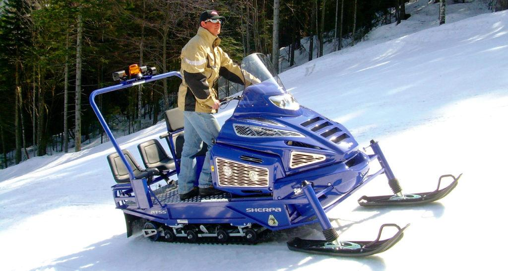 Какая категория водительских прав нужна для снегохода