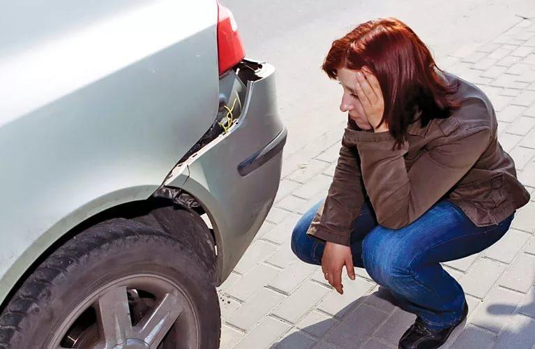 Управление авто без страховки в присутствии владельца