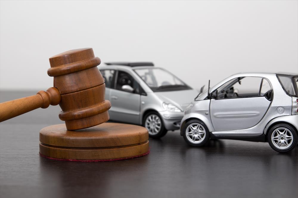 Определение виновника дтп в суде